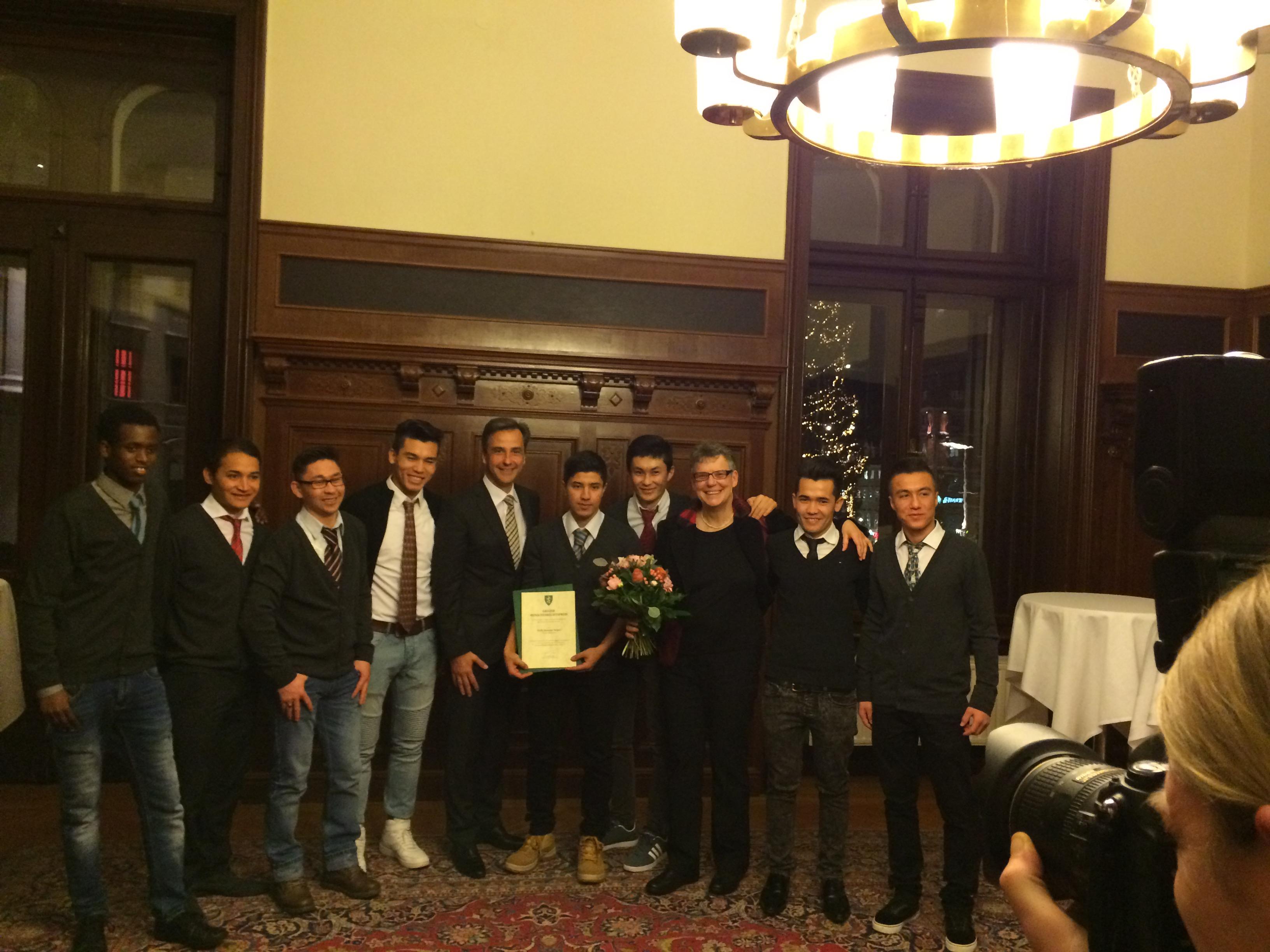 Menschenrechtspreis der Stadt Graz für Ruth Seipel